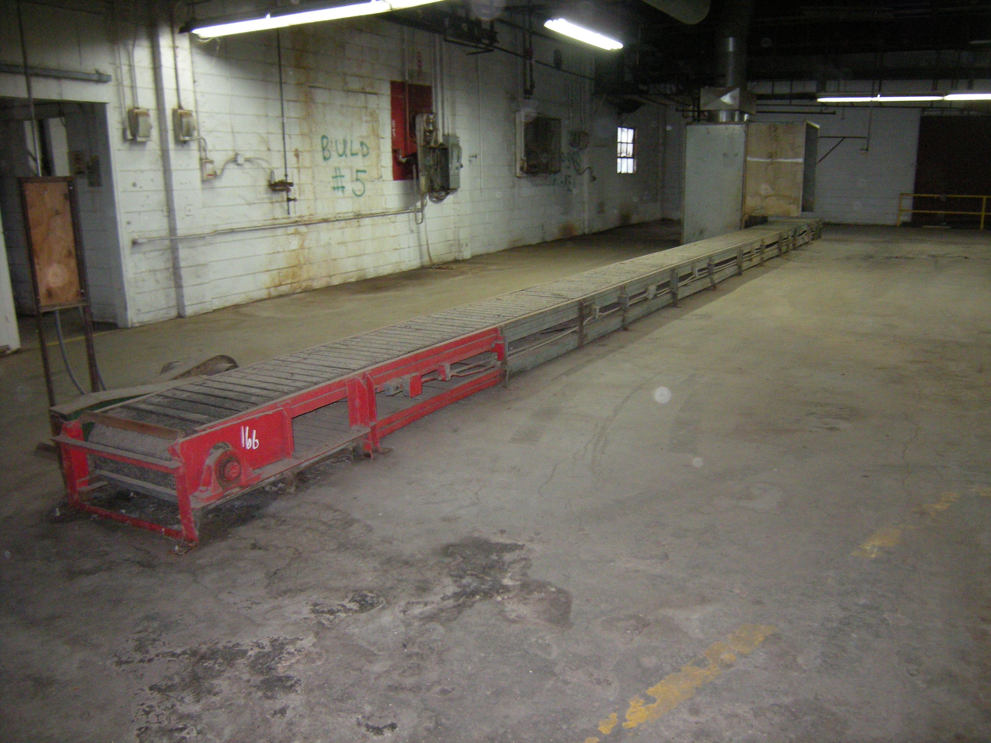 Conveyors – Inspection Conveyors – Used