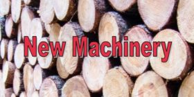 NEW SAWMILL MACHINERY
