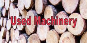 ALL USED SAWMILL MACHINERY