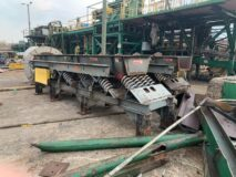 WEBSTER BALANCED VIBRATING CONVEYOR