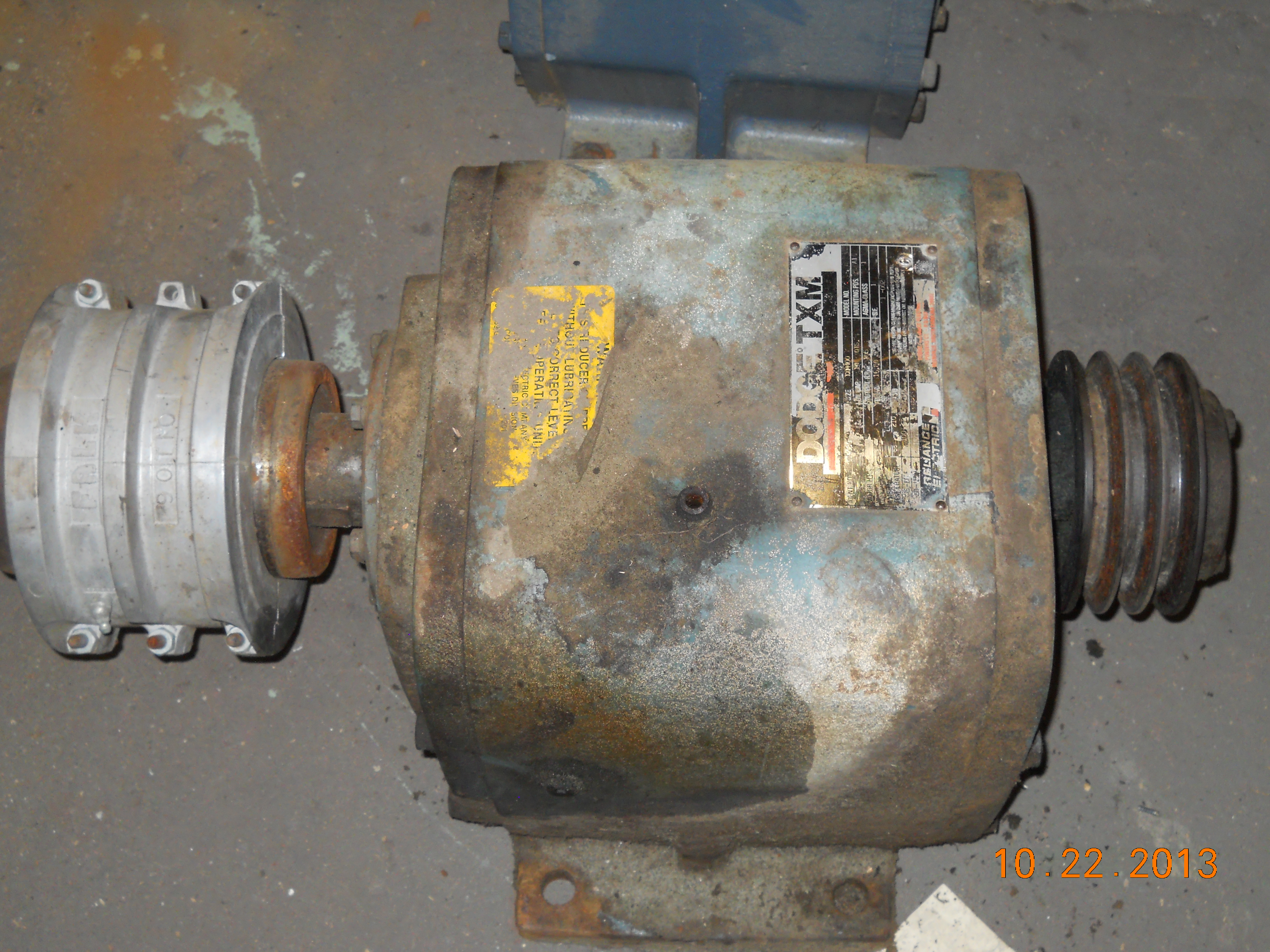 Gear Reducer – Used DODGE