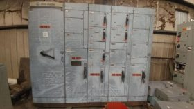 CUTLER-HAMMER ELECTRICAL PANEL