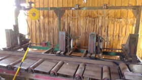 COMPLETE & PARTIAL SAWMILLS